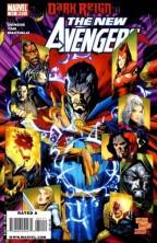 Avengers Comic Sample