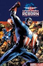Captain America Comic Sample