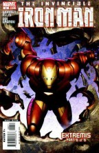 Iron-man Comic Sample