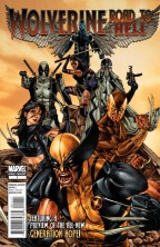 Wolverine Comic Sample